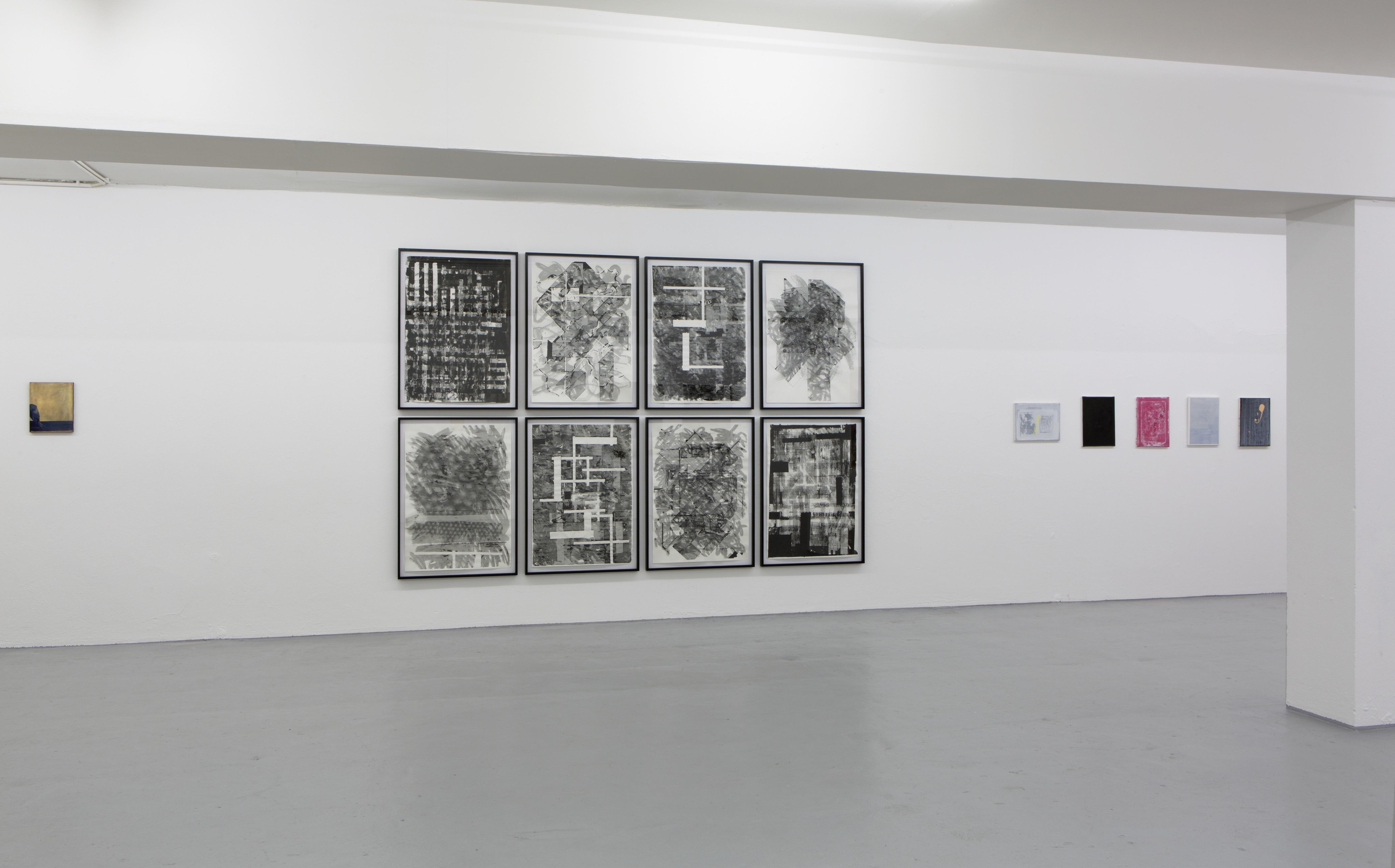 Your Figure in the Carpet: Saile, Mönnich, Chirulescu