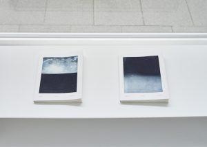 Publikation Hinab Hinauf Hinunter; Hinter Scheiben - Unter Wasser, Hinter Scheiben - Über Wasser