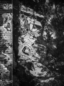 Aurel Dahlgrün, Fotografie aus der Serie »Stillstand und Strömung«, 2018